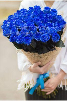 41 Синяя роза