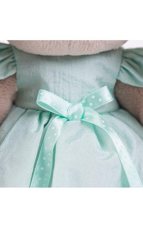 Зайка ми в платье со стрекозой 32 см.