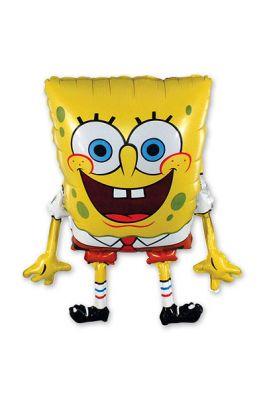 Шар фигура Боб квадратные штаны