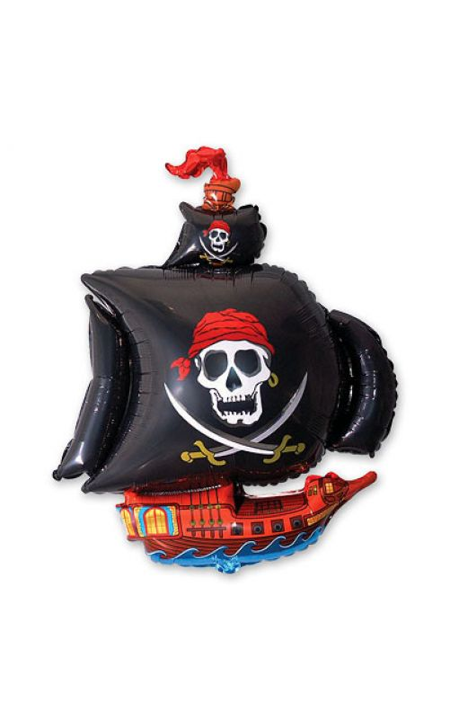 Шар пиратский Черная Жемчужина