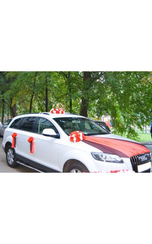 Оформление машину на свадьбу купить