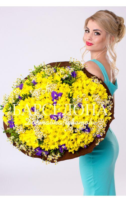 Букет yellow №3