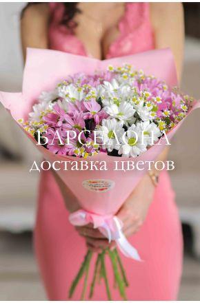 """Букет """"Розовое настроение"""""""