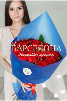 21 карсная роза и гиперикум