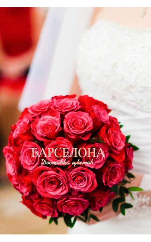 Букет невесты № 18